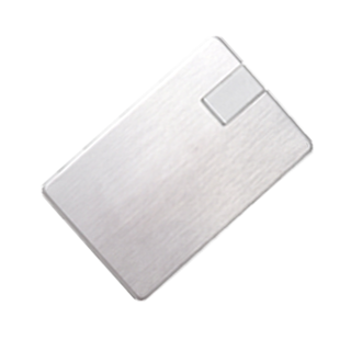 Metal Card - Pen Drive Card